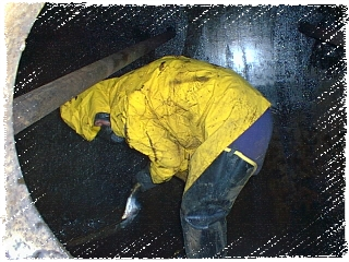 RDO Confined Space by Trained Professional